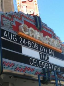 Oakland Marquee